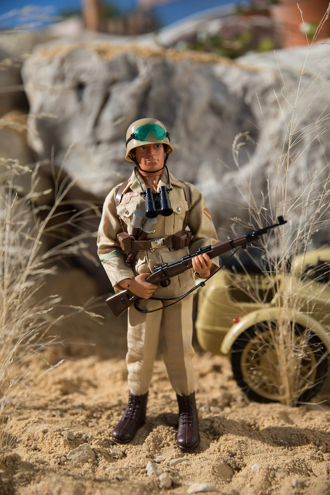 Shop Including Wolfpack Items For The Vintage Action Man