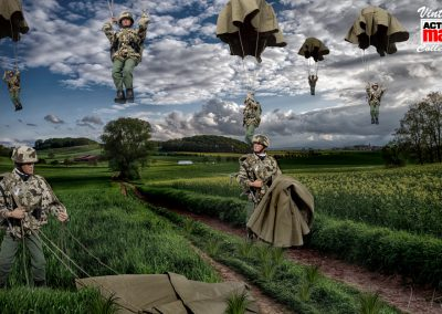 German-Paratroopers