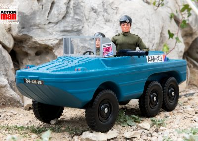 Action Man DUKW