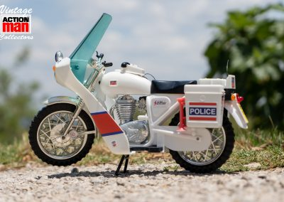 Action Man Motorcycle